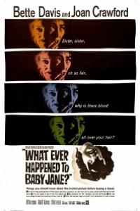 Caratula, cartel, poster o portada de ¿Qué fue de Baby Jane?