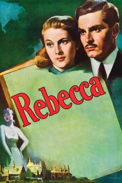Caratula, cartel, poster o portada de Rebeca
