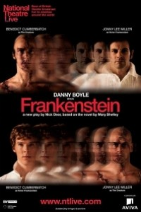 Caratula, cartel, poster o portada de National Theatre Live: Frankenstein