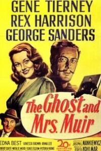 Caratula, cartel, poster o portada de El fantasma y la señora Muir