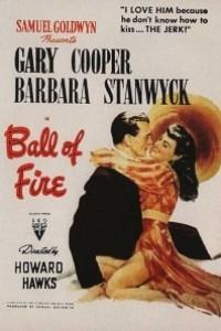 Caratula, cartel, poster o portada de Bola de fuego
