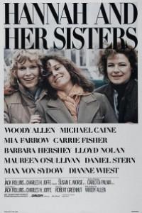 Caratula, cartel, poster o portada de Hannah y sus hermanas