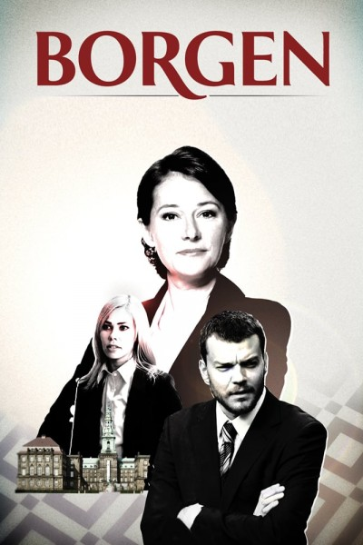 Caratula, cartel, poster o portada de Borgen
