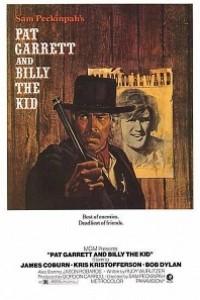 Caratula, cartel, poster o portada de Pat Garrett y Billy el niño