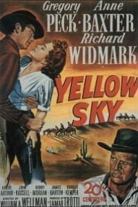 Caratula, cartel, poster o portada de Cielo amarillo