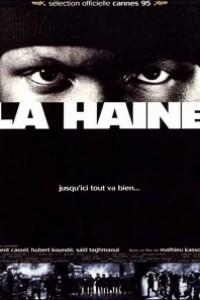 Caratula, cartel, poster o portada de El odio