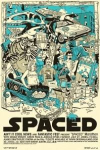 Caratula, cartel, poster o portada de Spaced