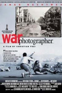Caratula, cartel, poster o portada de War Photographer (Fotógrafo de guerra)