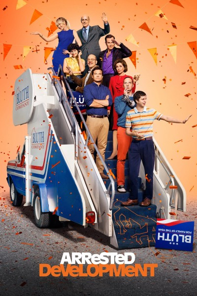Caratula, cartel, poster o portada de Arrested Development