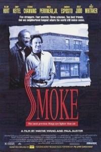 Caratula, cartel, poster o portada de Smoke