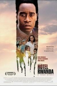 Caratula, cartel, poster o portada de Hotel Rwanda