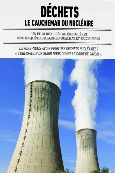 Caratula, cartel, poster o portada de La pesadilla de los desechos nucleares