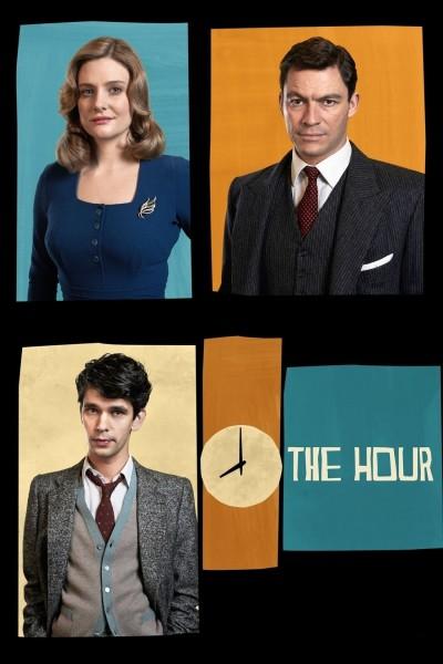 Caratula, cartel, poster o portada de The Hour
