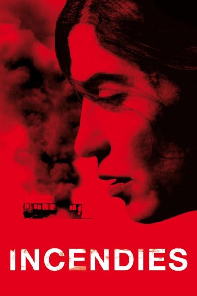 Caratula, cartel, poster o portada de Incendies