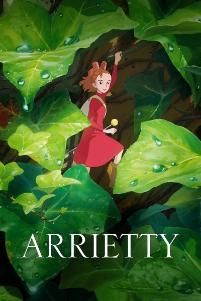 Caratula, cartel, poster o portada de Arrietty y el mundo de los diminutos