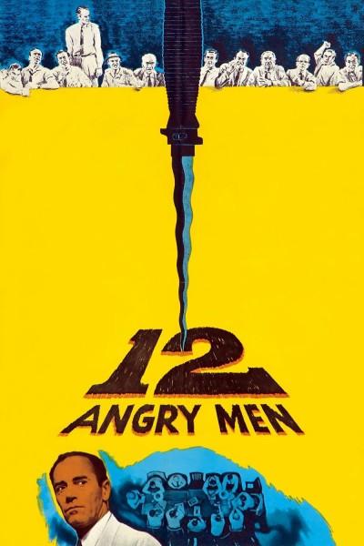 Caratula, cartel, poster o portada de Doce hombres sin piedad