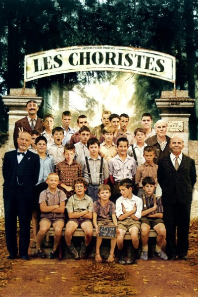 Caratula, cartel, poster o portada de Los chicos del coro