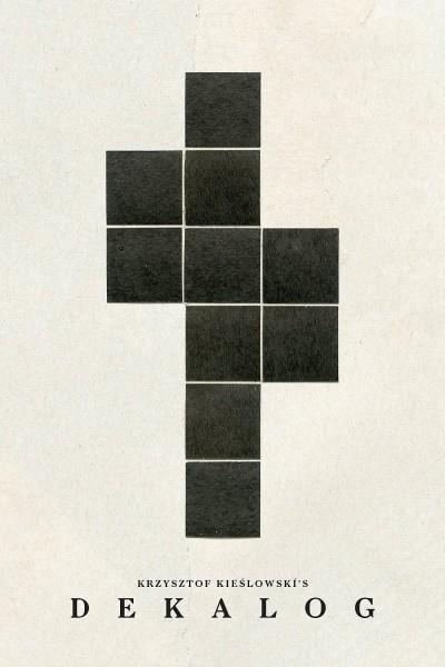 Caratula, cartel, poster o portada de El decálogo
