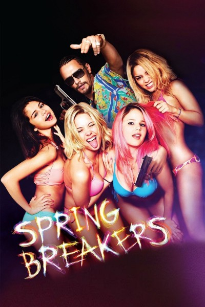 Caratula, cartel, poster o portada de Spring Breakers
