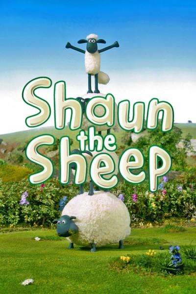 Caratula, cartel, poster o portada de La oveja Shaun