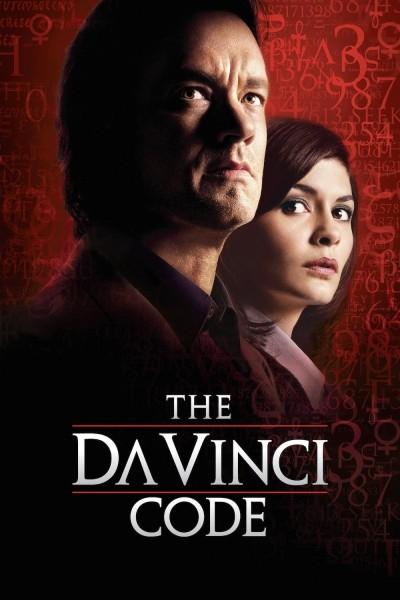Caratula, cartel, poster o portada de El código Da Vinci