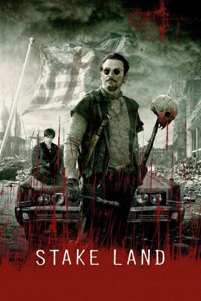 Caratula, cartel, poster o portada de Stake Land