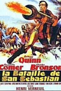 Caratula, cartel, poster o portada de Los cañones de San Sebastián