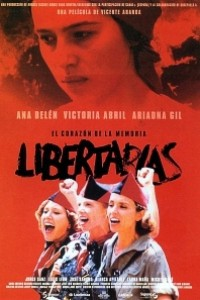 Caratula, cartel, poster o portada de Libertarias