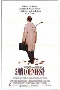 Caratula, cartel, poster o portada de Cinco esquinas