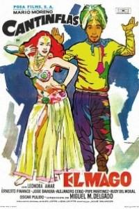Caratula, cartel, poster o portada de El mago