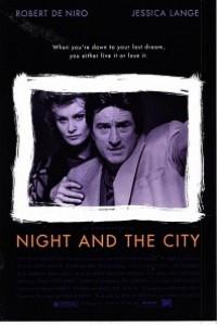 Caratula, cartel, poster o portada de La noche y la ciudad