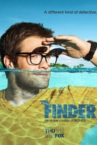 Caratula, cartel, poster o portada de The Finder
