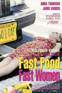 Caratula, cartel, poster o portada de Comida rápida, mujeres activas