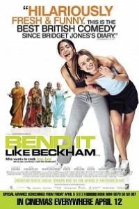 Caratula, cartel, poster o portada de Quiero ser como Beckham