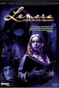 Caratula, cartel, poster o portada de Lemora, un cuento sobrenatural