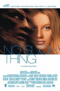 Caratula, cartel, poster o portada de No Such Thing