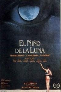 Caratula, cartel, poster o portada de El niño de la luna