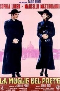 Caratula, cartel, poster o portada de La mujer del cura