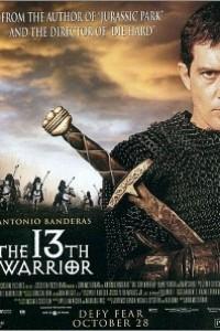 Caratula, cartel, poster o portada de El guerrero nº 13