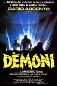 Caratula, cartel, poster o portada de Demonios