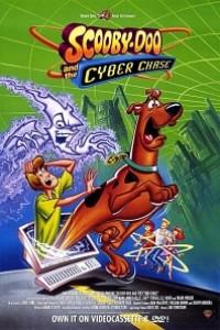 Caratula, cartel, poster o portada de Scooby-Doo y la persecución cibernética