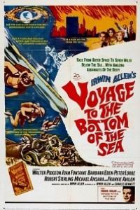 Caratula, cartel, poster o portada de Viaje al fondo del mar
