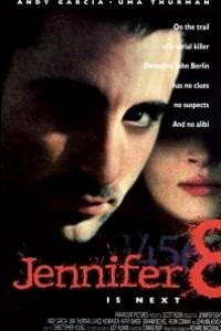 Caratula, cartel, poster o portada de Jennifer 8