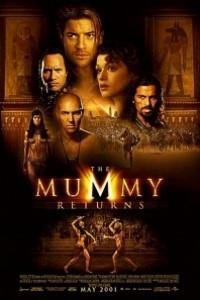 Caratula, cartel, poster o portada de El regreso de la momia