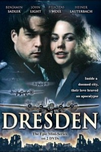 Caratula, cartel, poster o portada de Dresden, el infierno