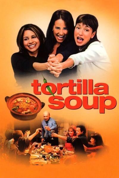 Caratula, cartel, poster o portada de Tortilla Soup