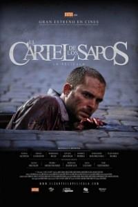 Caratula, cartel, poster o portada de El cartel de los sapos
