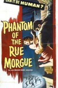 Caratula, cartel, poster o portada de El fantasma de la calle Morgue