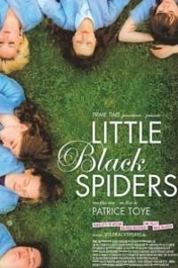 Caratula, cartel, poster o portada de Pequeñas arañas negras