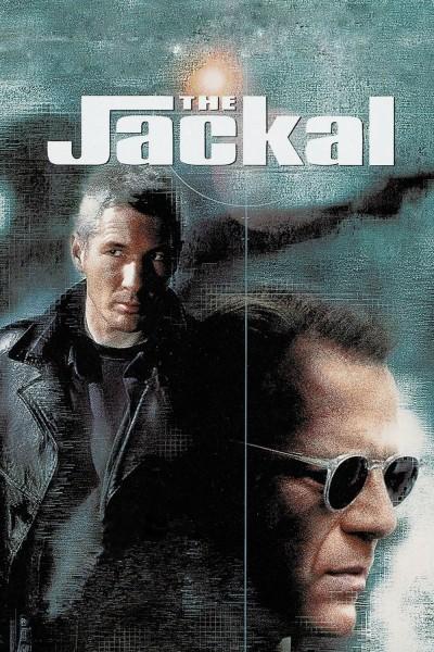 Caratula, cartel, poster o portada de The Jackal (Chacal)